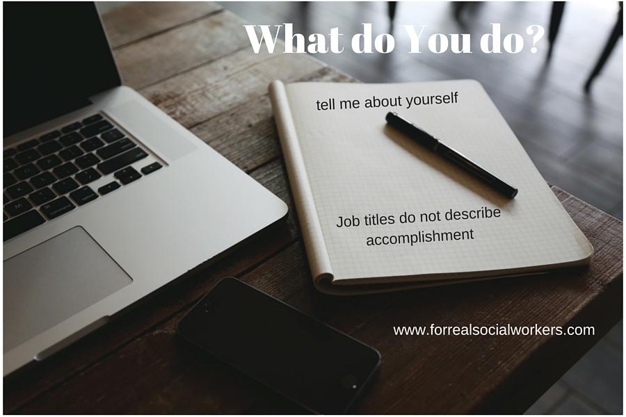 What do you do-